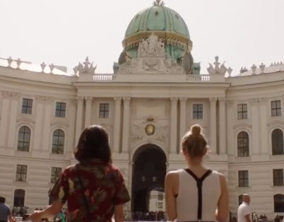 audrey and morgan in vienna