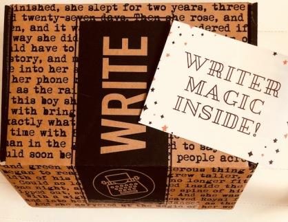 Scribbler August Box