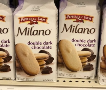 double dark chocolate milano