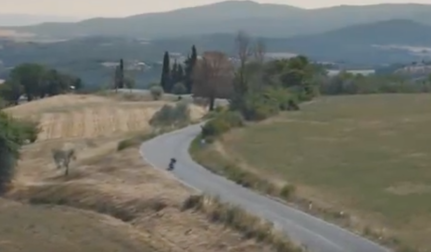 Tuscany in Killing Eve