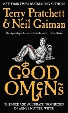 good omens by pratchett and gaiman