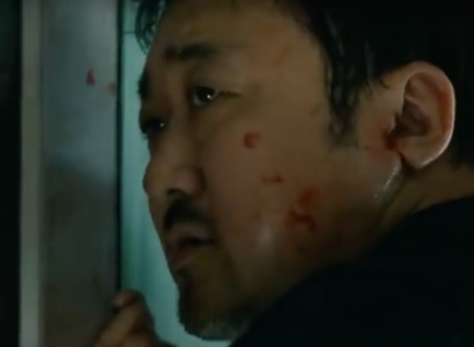 Dong-Seok Ma in Train to Busan
