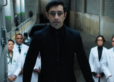 riz ahmed in venom
