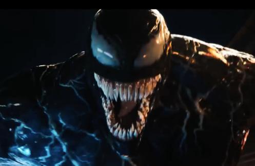 venom close up