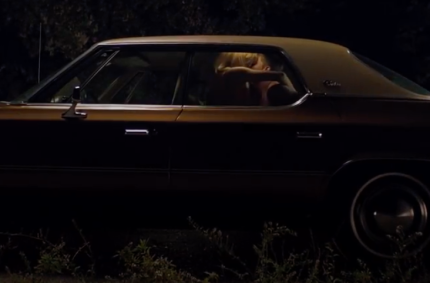 jay gets unlucky in It Follows