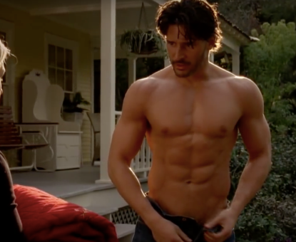 alcide in true blood
