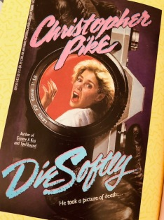 Die Softly by Christopher Pike