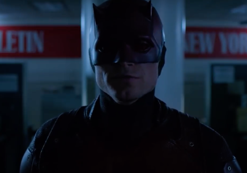 Wilson Bethel as Daredevil