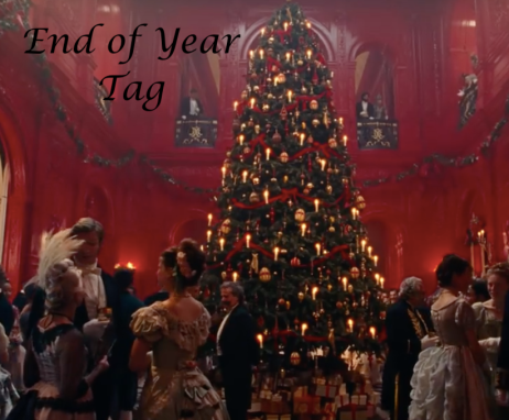 the end of year reading tag