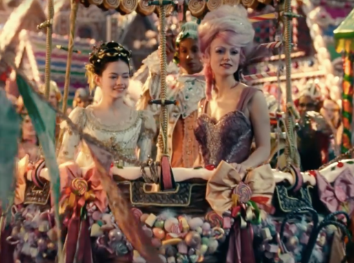 Clara and the Sugarplum Fairy