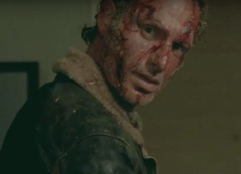 Andrew Lincoln as Bloody Rick
