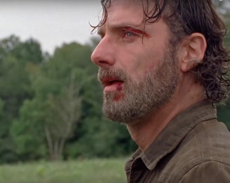 andy lincoln looks to the horizon