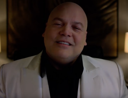 Wilson Fisk in his White Suit.