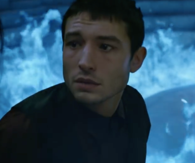 Ezra Miller in Crimes of Grindelwald