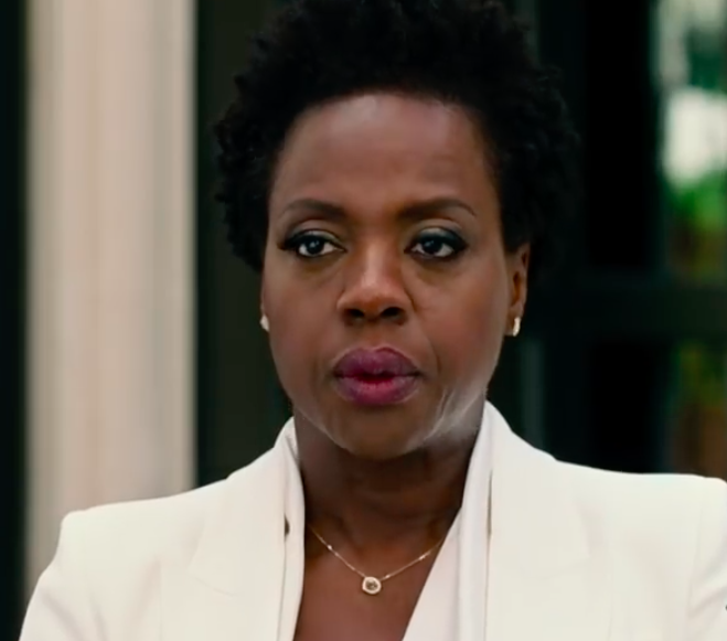 Viola Davis as Veronica in Widows