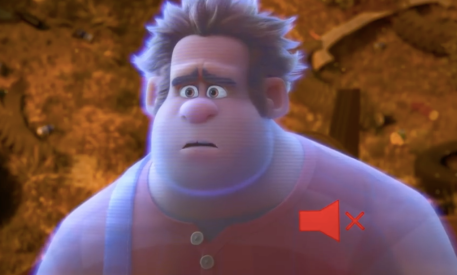 John C. Reilly as Ralph in Ralph Breaks the Internet