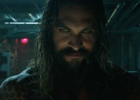 jason momoa as aquaman