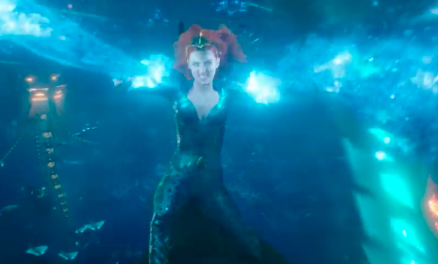 Mera in Aquaman