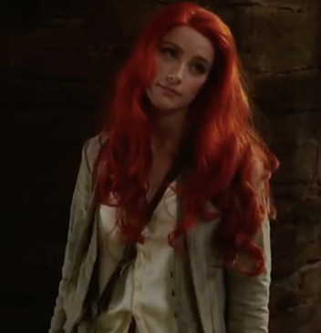 amber heard as mera