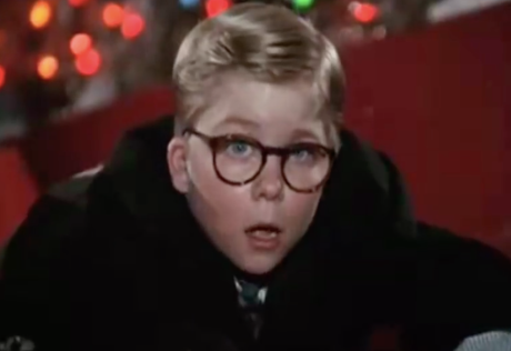 ralphie in a christmas story