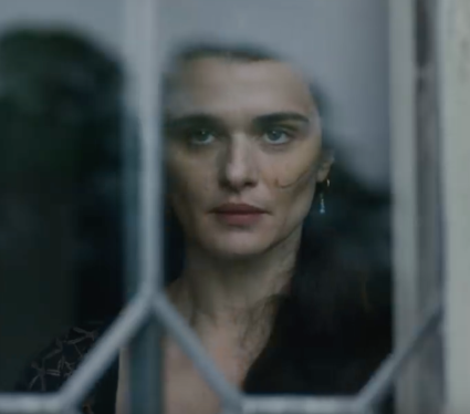 Rachel Weisz in the Favourite