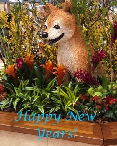 Happy New Years! 2019