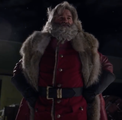 Kurt Russell as Santa Claus