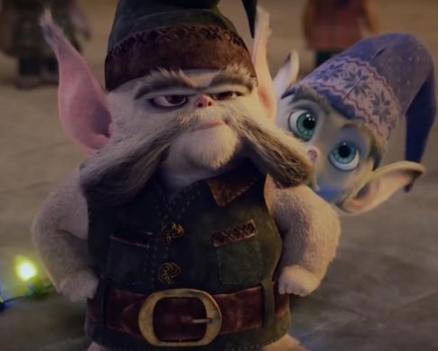 North Pole elves