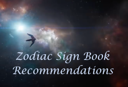 zodiac sign book recommendations