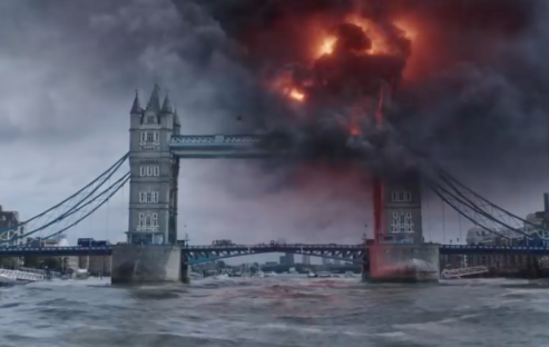 london in far from home
