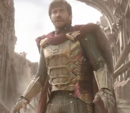 a cross between ironman and thor