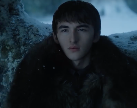 Bran in Game of Thrones