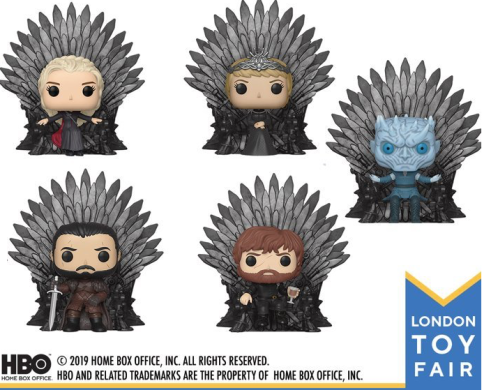 new game of thrones pops