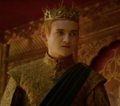 joffrey in game of thrones