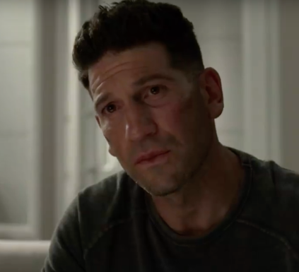 frank castle as the punisher