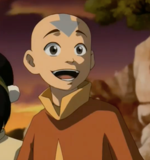 Aang Last Avatar