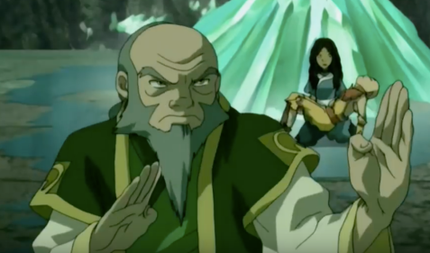 Uncle Iroh the last airbender