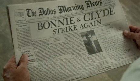 bonnie and Clyde the highway men