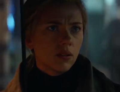 Natasha Romanoff aka Black Widow