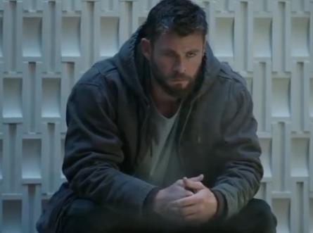Thor in Endgame