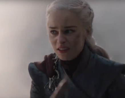 dany hearing the bells