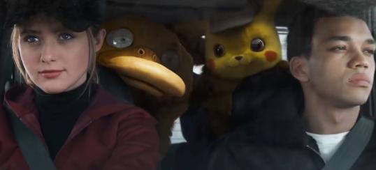 pikachu and friends