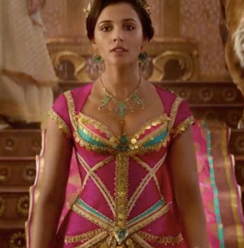 princess jasmin in aladdin