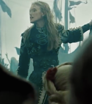elizabeth swann pirate king