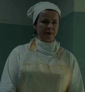 Emily Watson in Chernobyl