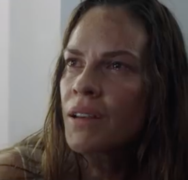 Hilary Swank in I Am Mother