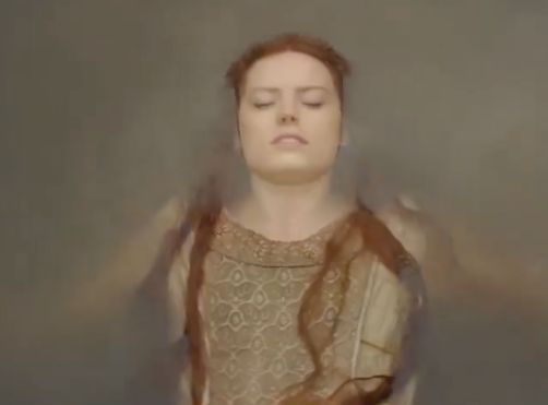 Daisy Ridley as Ophelia