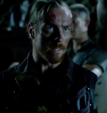 toby stephens as captain flint