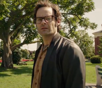 Bill Hader in It
