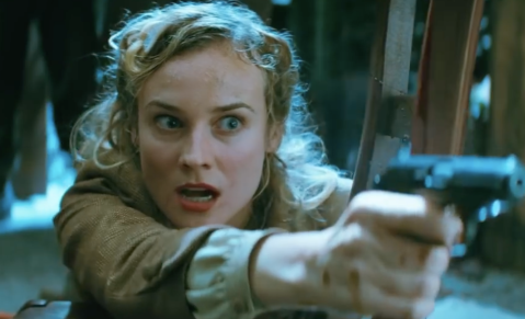 Diane Kruger in Inglorious Basterds